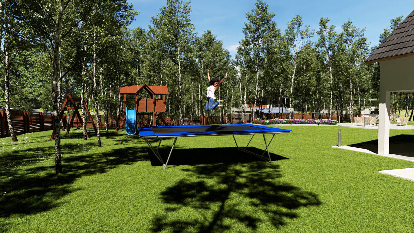 WHAT TYPE OF TRAMPOLINE IS RIGHT FOR YOU?